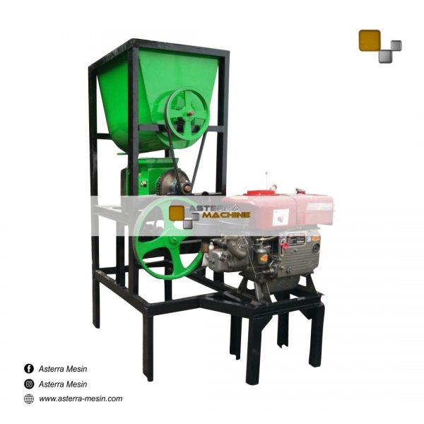 mesin mixer feeder